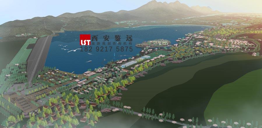内蒙古赤峰市敖汉旗龙泽湖景区旅游总体规划